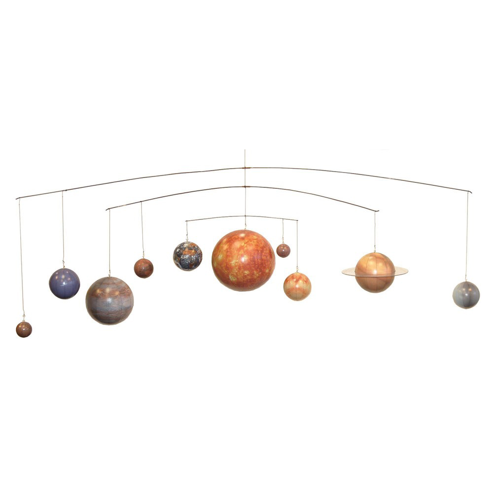 Make Solar System Mobile - Pics about space